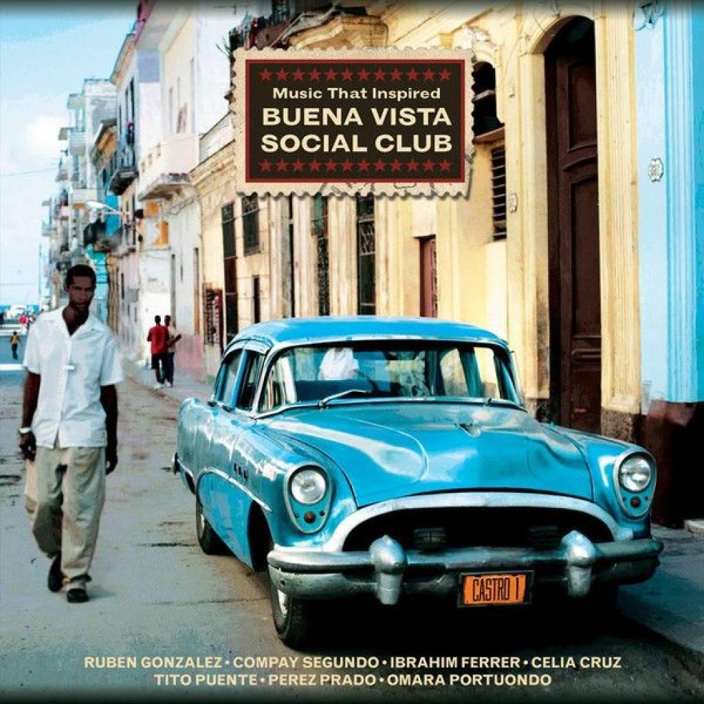 Vinyl Buena Vista Social Club - Music that Inspired Buena Vista Social Club, Not Now, 2015, 2LP, 180g