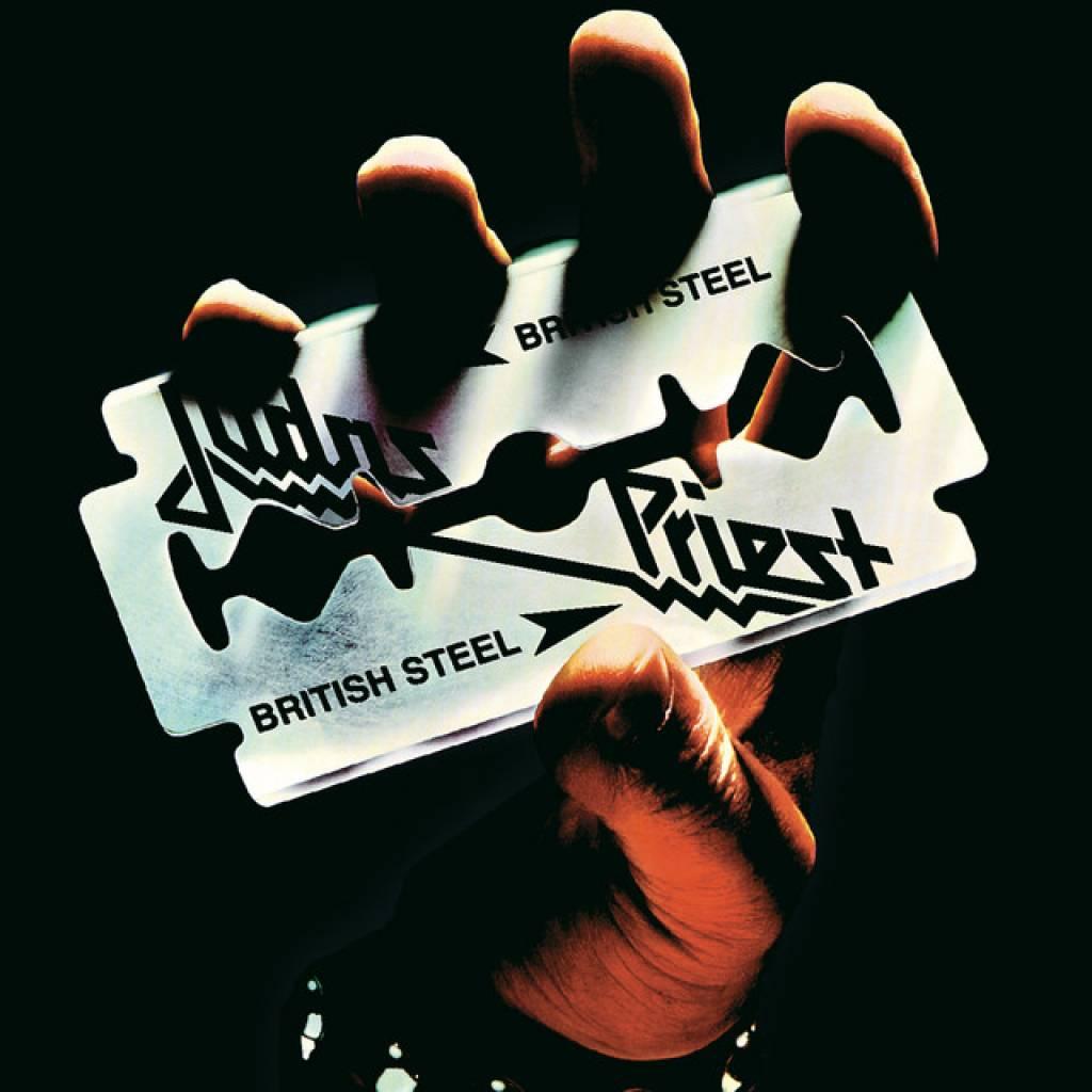 Vinyl Judas Priest - British Steel, Columbia, 2017, 180g, HQ
