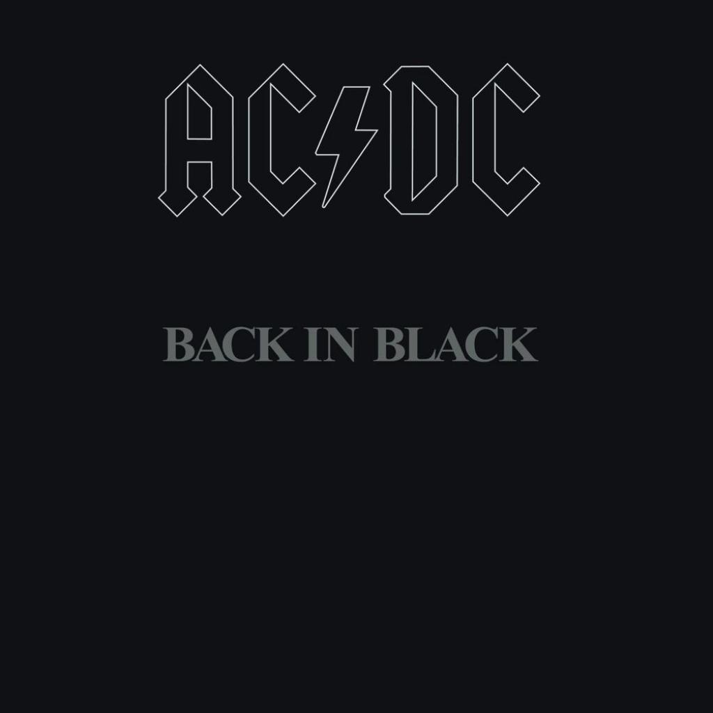 Vinyl AC/DC - Back in Black, Epic, 2009, 180g, HQ, Limited