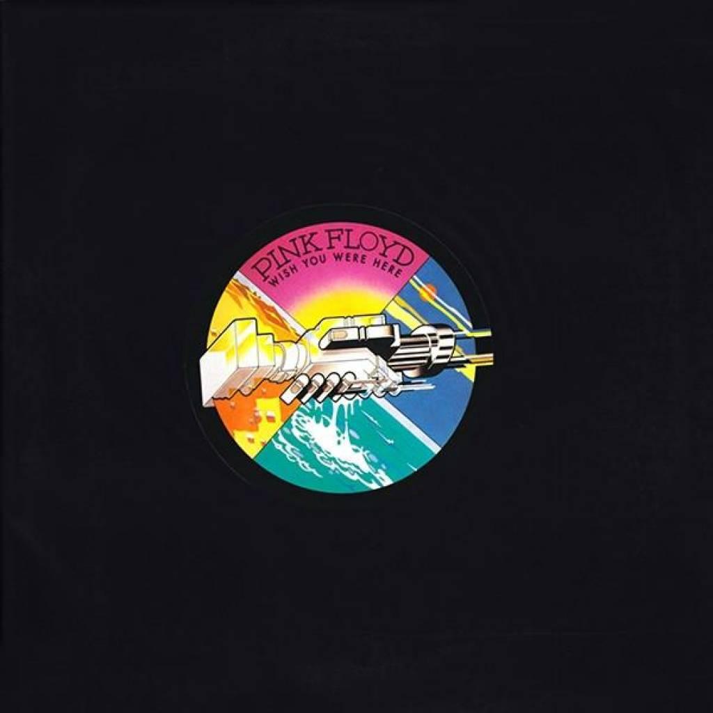 Vinyl Pink Floyd - Wish You Were Here, 2016, 180g