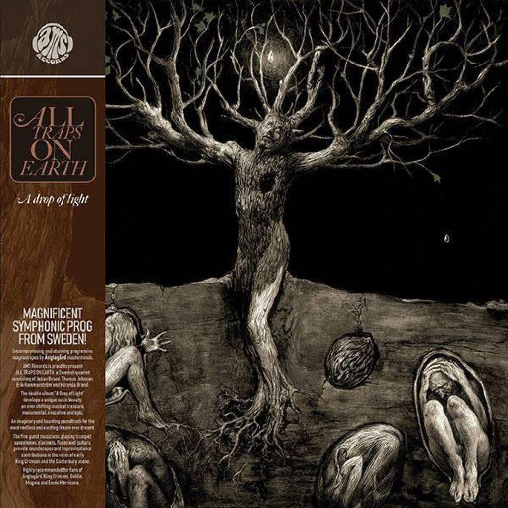Vinyl All Traps on Earth (Anglagard) - A Drop of Light, Ams, 2018, 2LP, Gatefold Sleeve