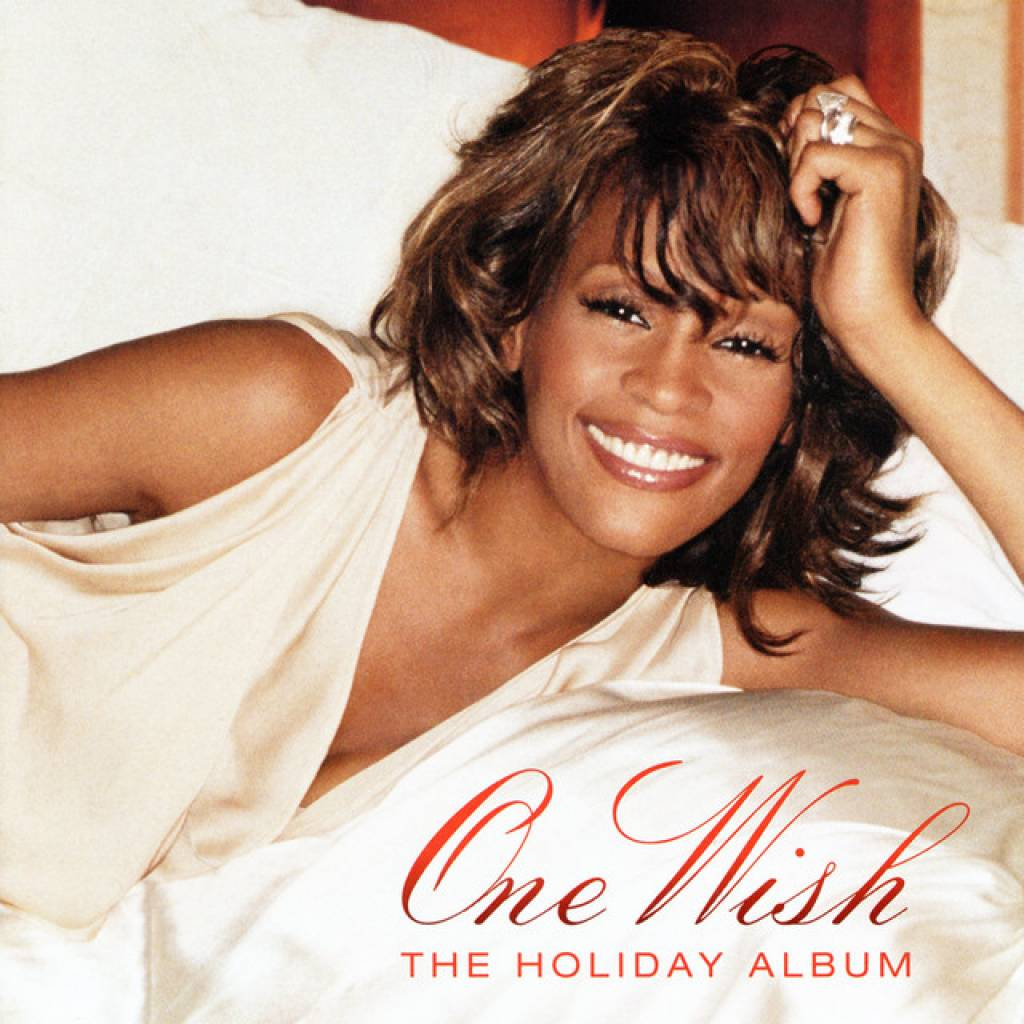 CD Whitney Houston - One Wish (Christmas Holiday Album), Arista, 2003