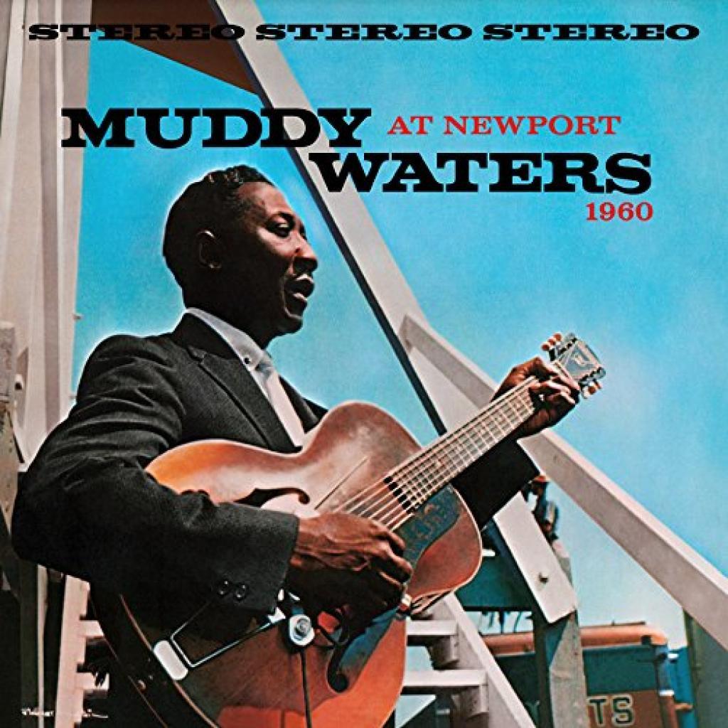 Vinyl Muddy Waters – At Newport 1960, Wax Time, 2014, 180g, HQ