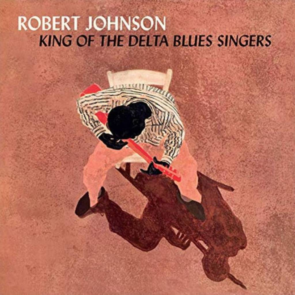 Vinyl Robert Johnson - King of the Delta Blue Singers, Waxtime in Color, 2019, 180g, HQ, Coloured Vinyl, Limited Edition