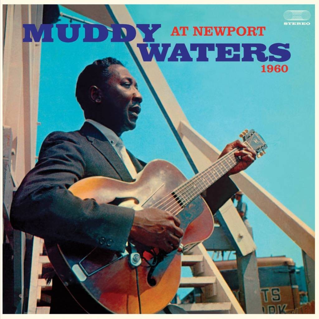 Vinyl Muddy Waters - At Newport 1960, Waxtime in Color, 2019, 180g, HQ, Coloured Vinyl, Limited Edition