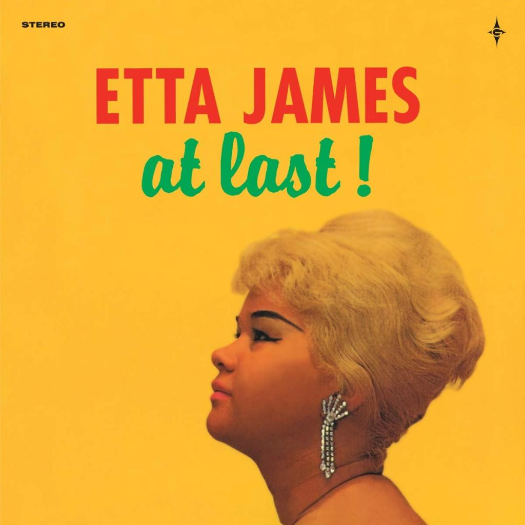 Vinyl Etta James - At Last!, Glamourama, 2019, 180g, HQ, Bonus 7'' Single