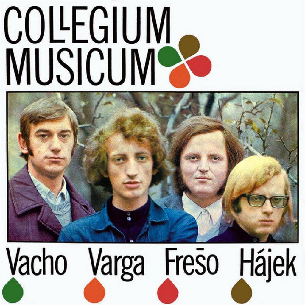 Vinyl Collegium Musicum - Collegium Musicum