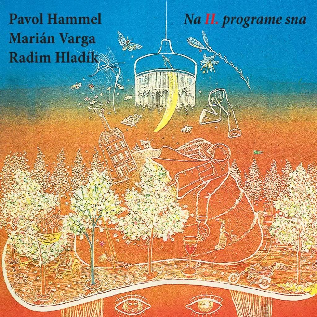 Vinyl Pavol Hammel, Varga - Na II. Programe, Opus