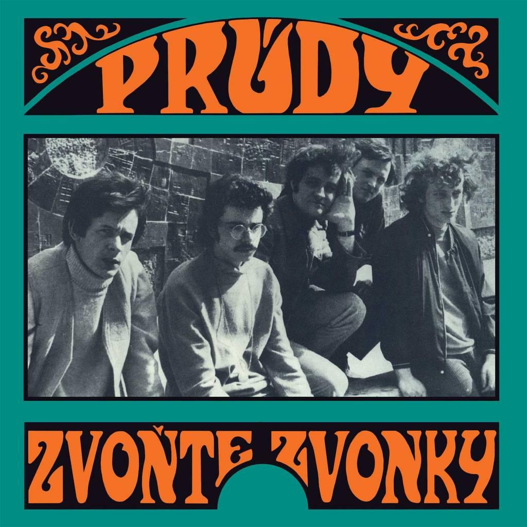 Vinyl Prúdy - Zvonte, zvonky, Opus
