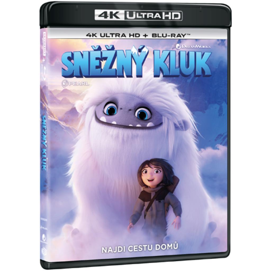 Blu-ray Sněžný kluk, UHD + BD, CZ dabing