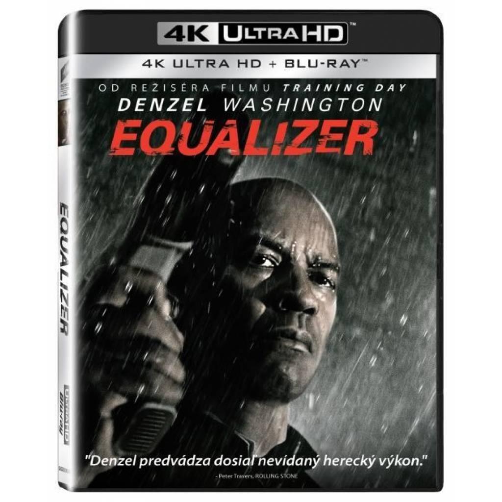 Blu-ray Equalizer, UHD + BD, CZ dabing