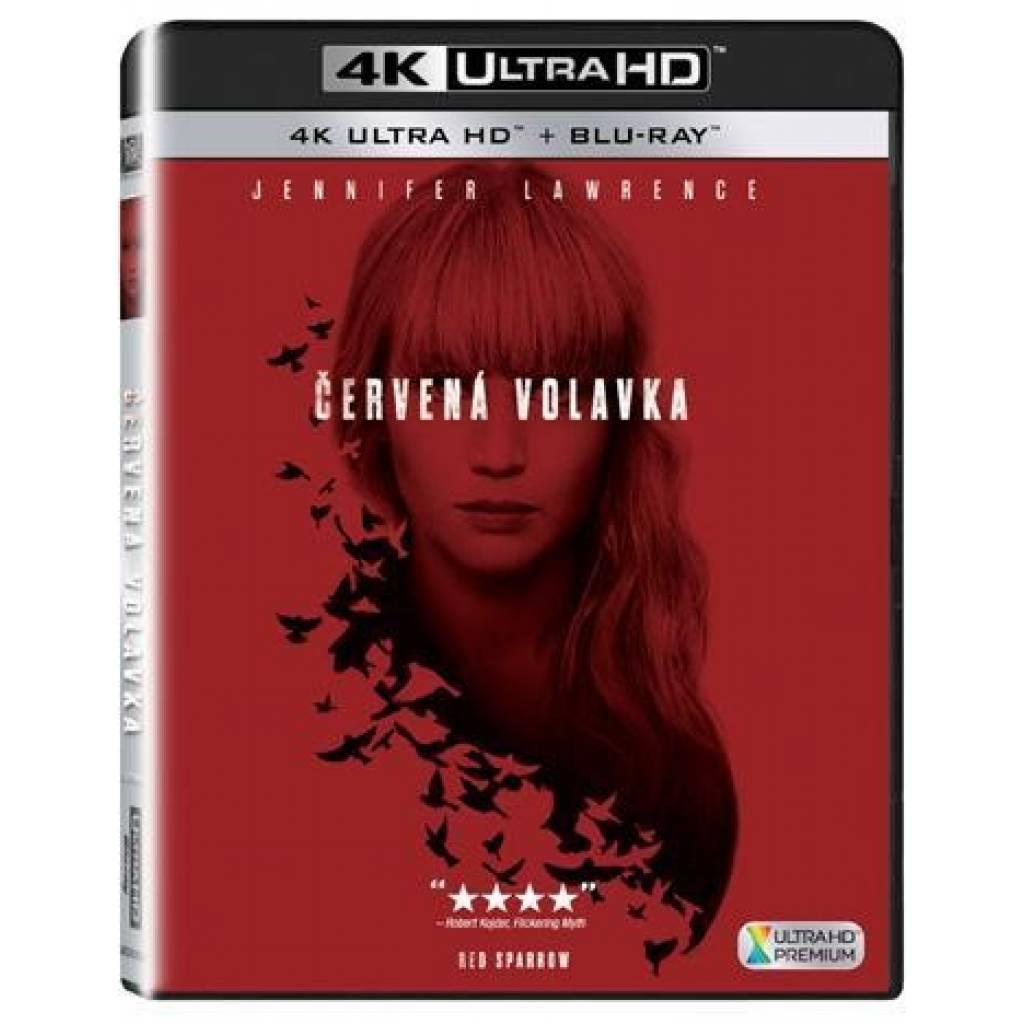 Blu-ray Červená volavka, UHD + BD, CZ dabing
