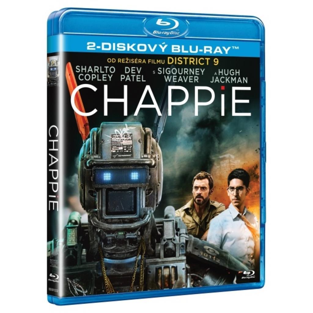 Blu-ray Chappie