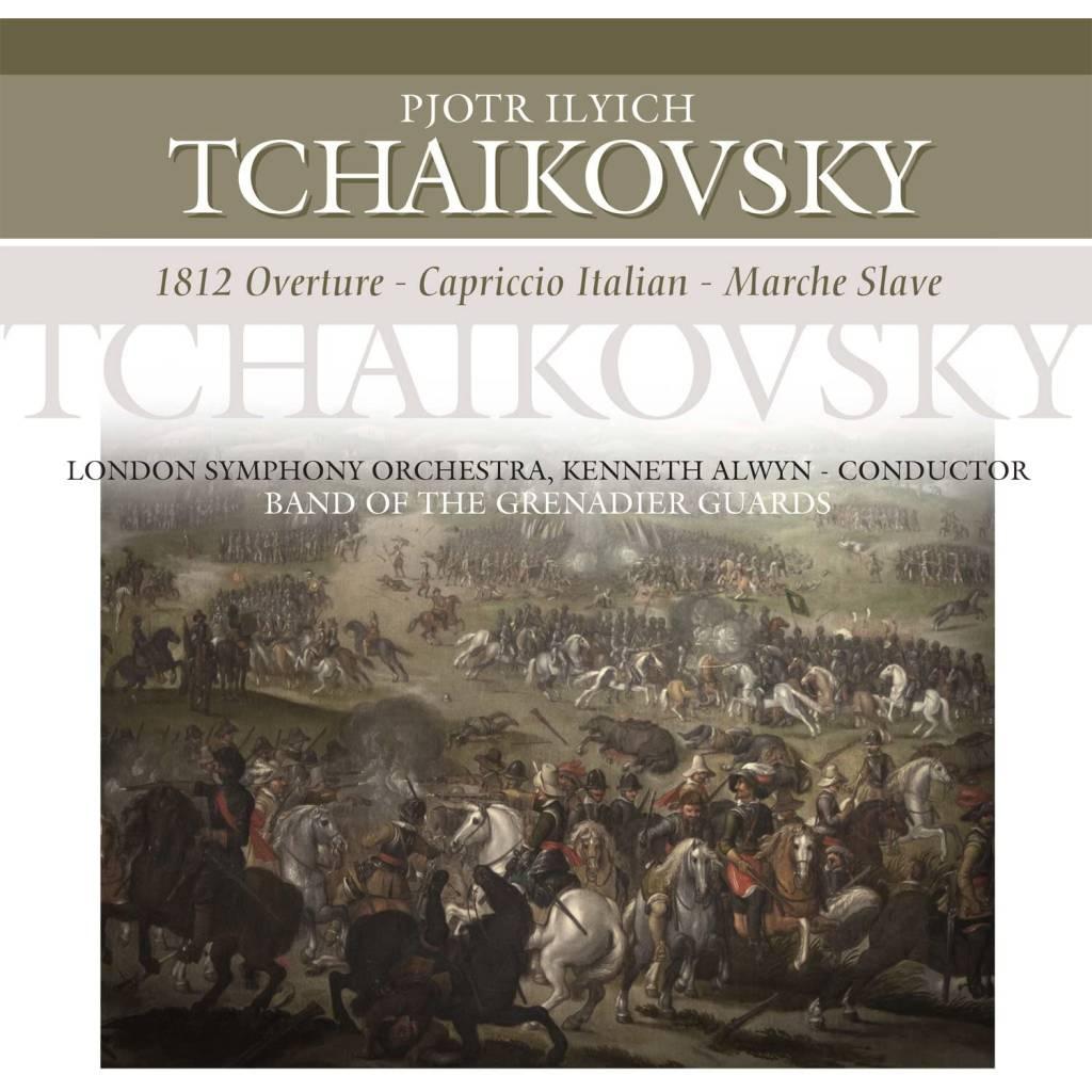 Vinyl Piotr Iljič Čajkovskij - 1812 Overture / Capriccio Italien / Marche Slave, Vinyl Passion Classical, 2016, 180g