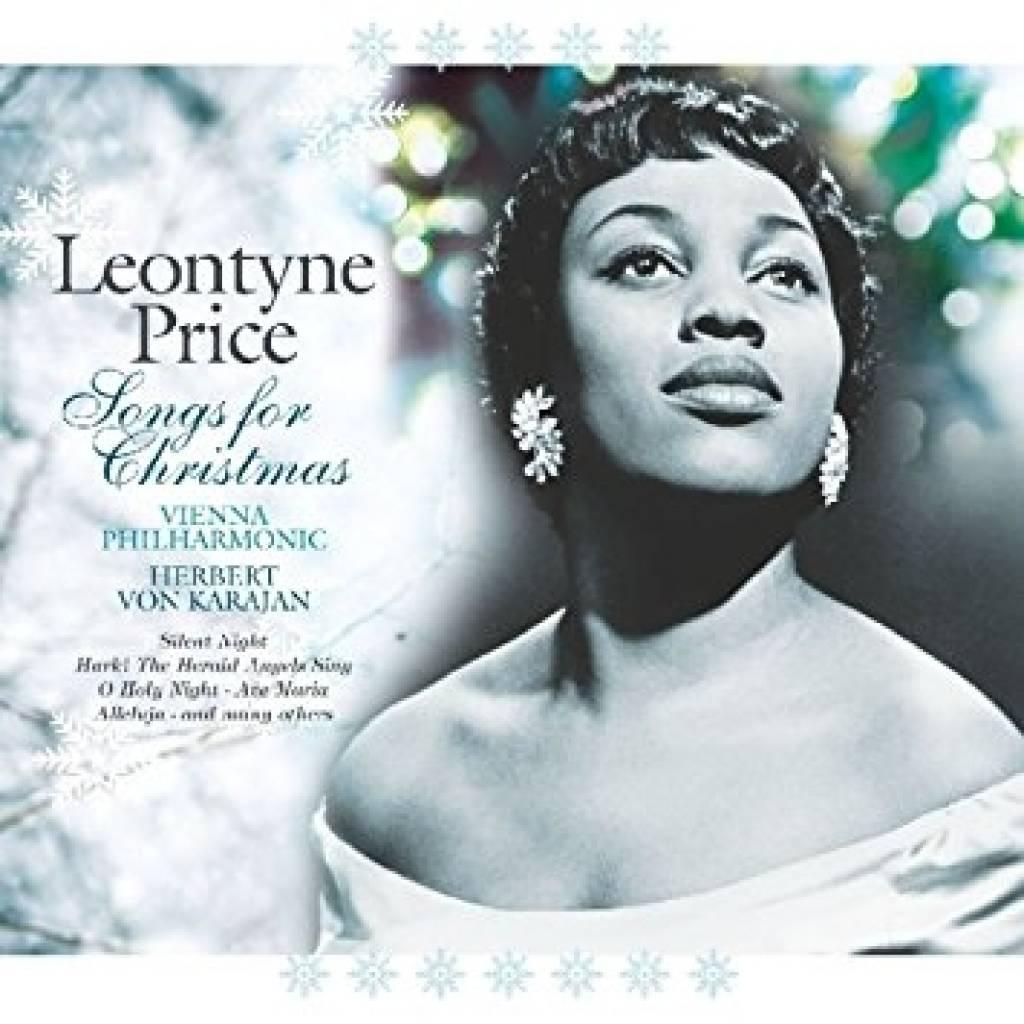 Vinyl Leontyne Price - Songs for Christmas, Vinyl Passion, 2016, 180g