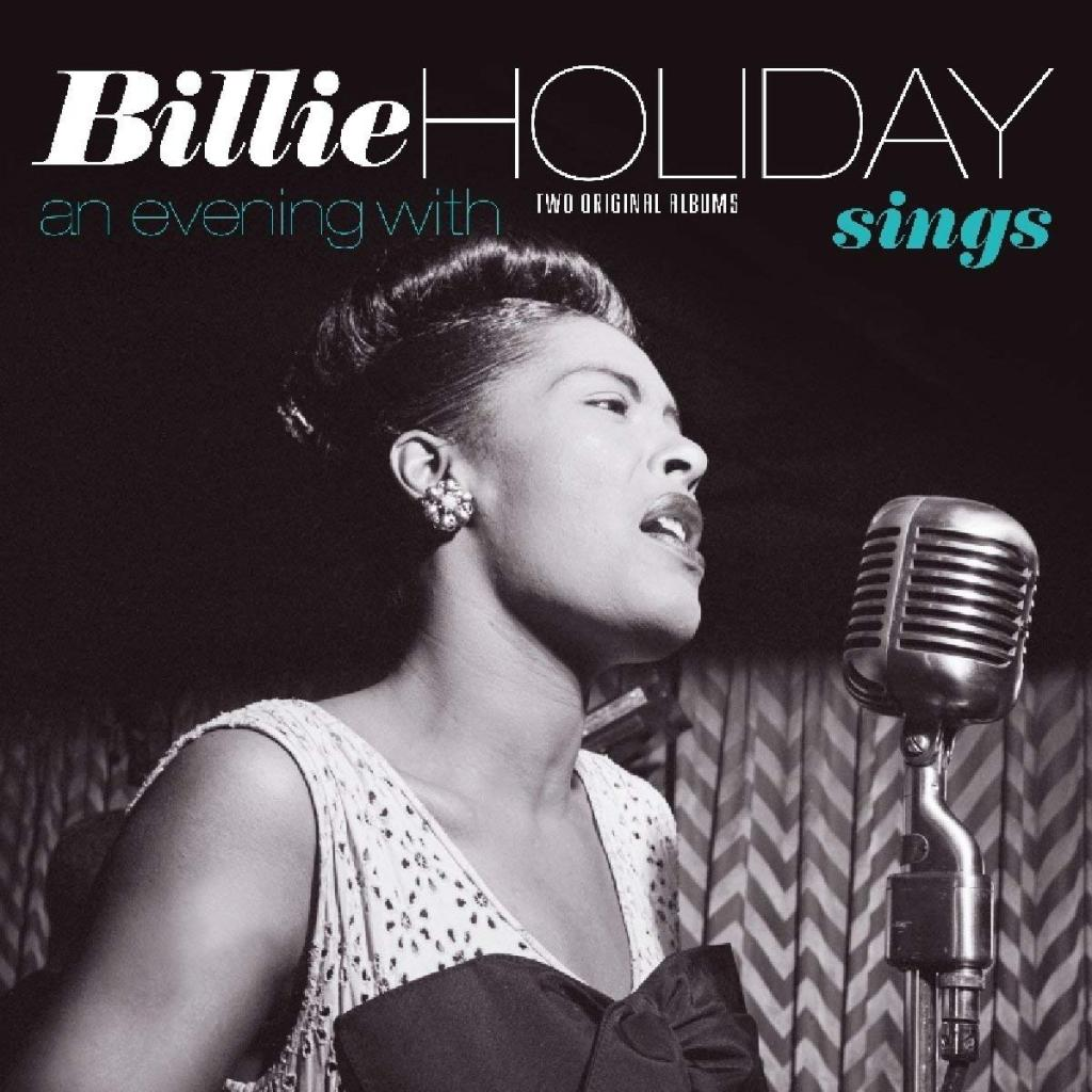 Vinyl Billie Holiday - Sings / an Evening With, Vinyl Passion, 2018, HQ, Coloured White & Transparant Green Vinyl