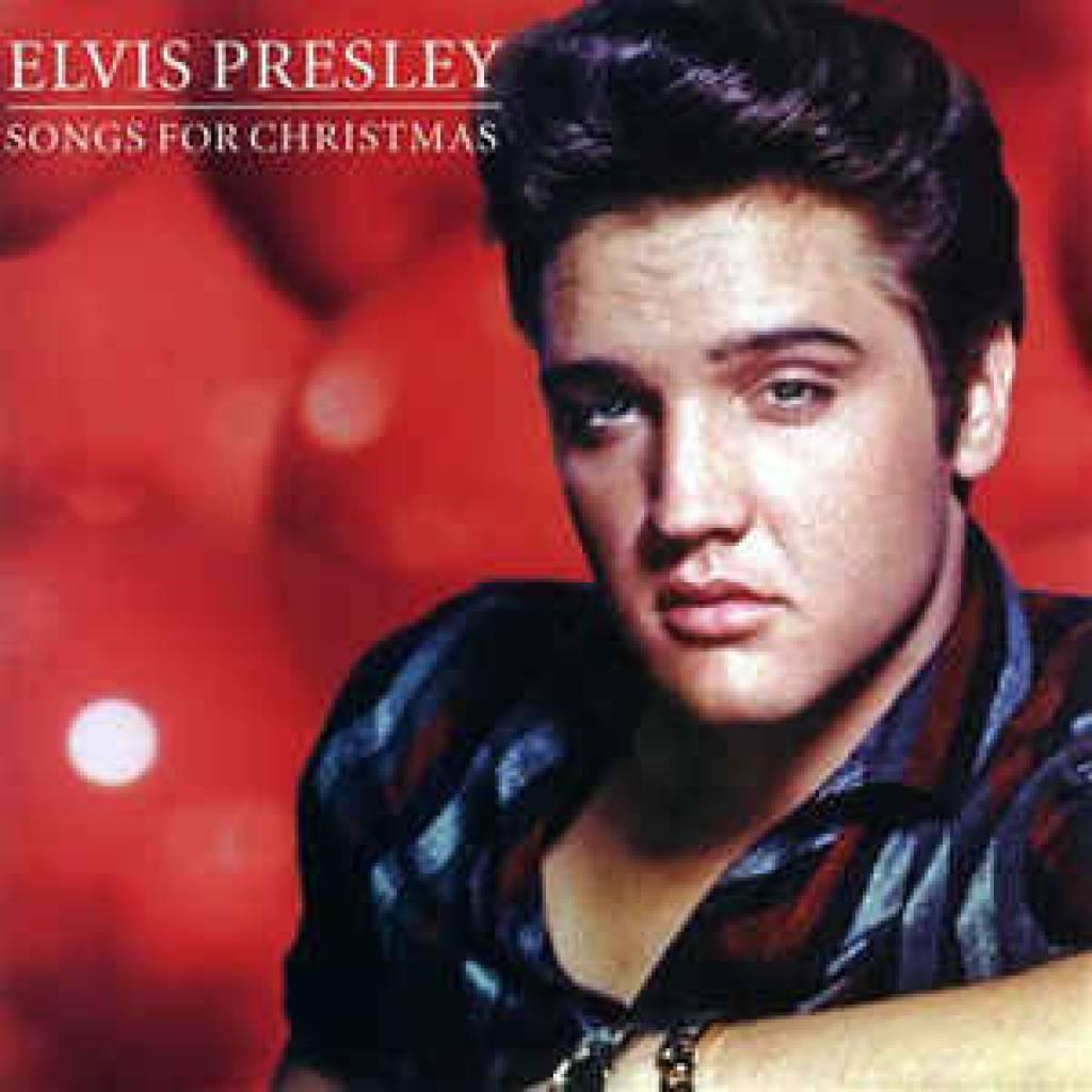 Vinyl Elvis Presley - Songs for Christmas, Vinyl Passion, 2019, Farebný zlatý vinyl