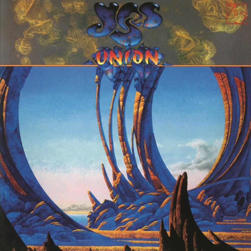 Vinyl Yes - Union, Music on Vinyl, 2016, 180g
