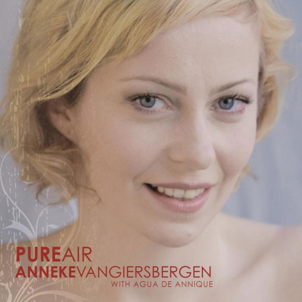 Vinyl Anneke van Giersbergen - Pure Air, Music on Vinyl, 2017, 180g, HQ, Coloured Red Vinyl