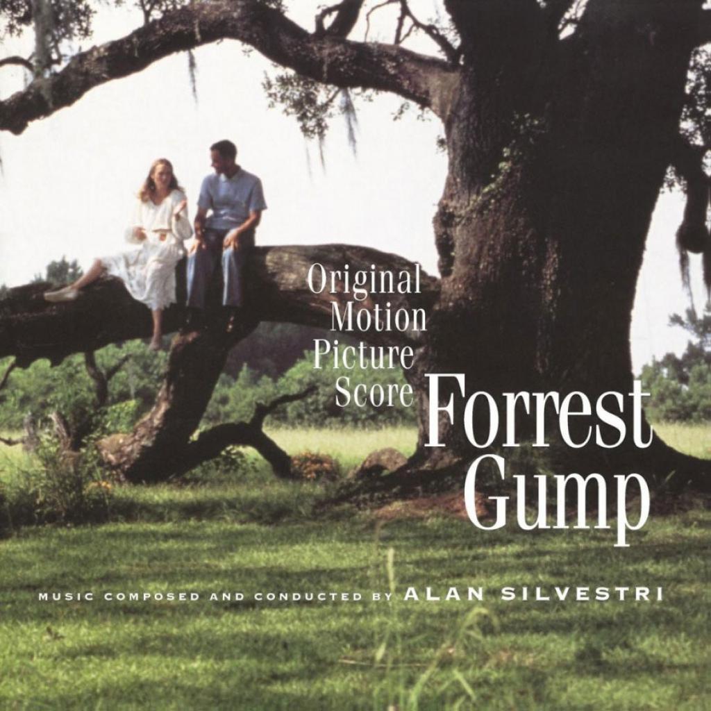 Vinyl Forrest Gump OST Score, Music on Vinyl, 2017, 180g, HQ