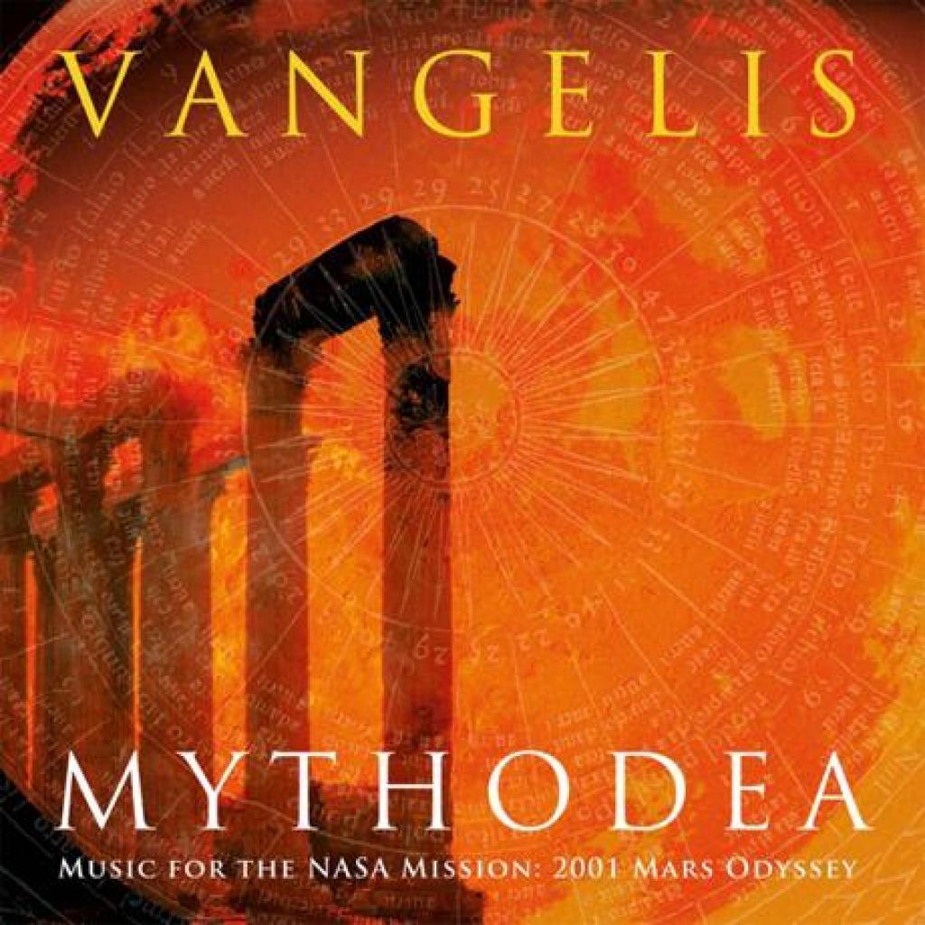 Vinyl Vangelis - Mythodea, Music on Vinyl, 2018, 2LP, 180g, HQ, Gatefold Sleeve
