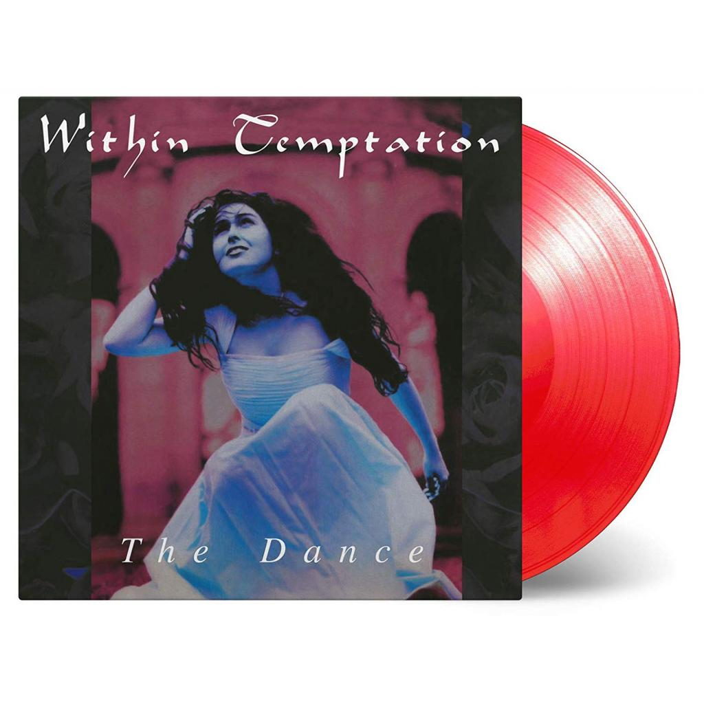 Vinyl Within Temptation – Dance, Music On Vinyl, 2018, 180g, Anniversary Edition, Coloured Vinyl
