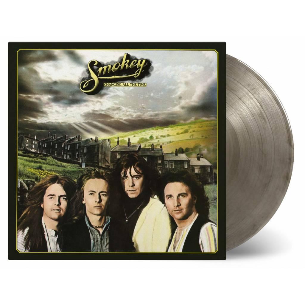 Vinyl Smokie - Changing All the Time, Music on Vinyl, 2019, 180g, Limitovaná edícia, Farebný vinyl