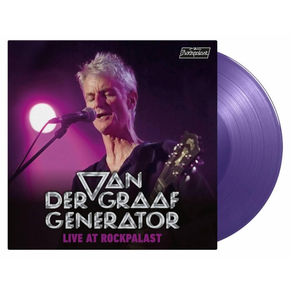Vinyl Van der Graaf Generator - Live at Rockpalast, Music on Vinyl, 2020, 3LP, 180g, ružový vinyl