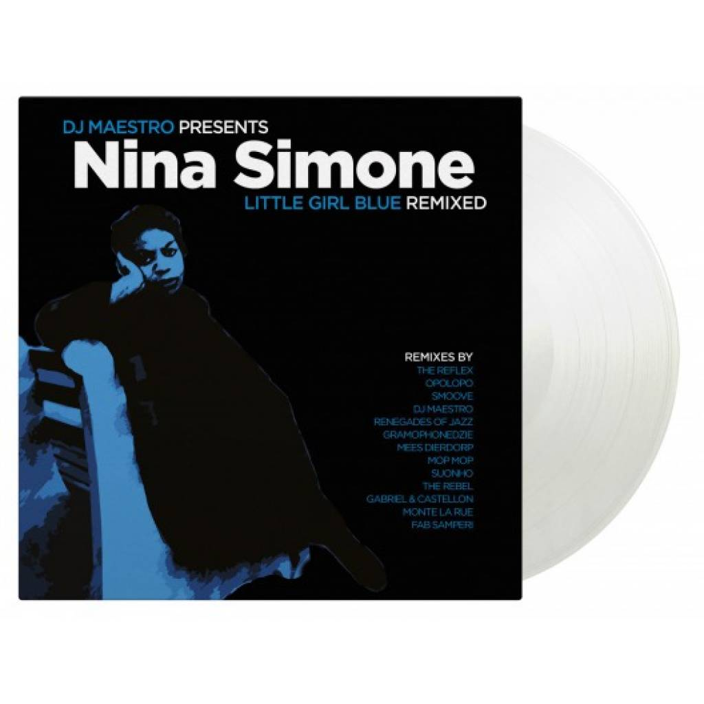 Nina Simone, DJ Maestro - Little Girl Blue Remixed, Music on Vinyl, 2020, 2LP, 180g