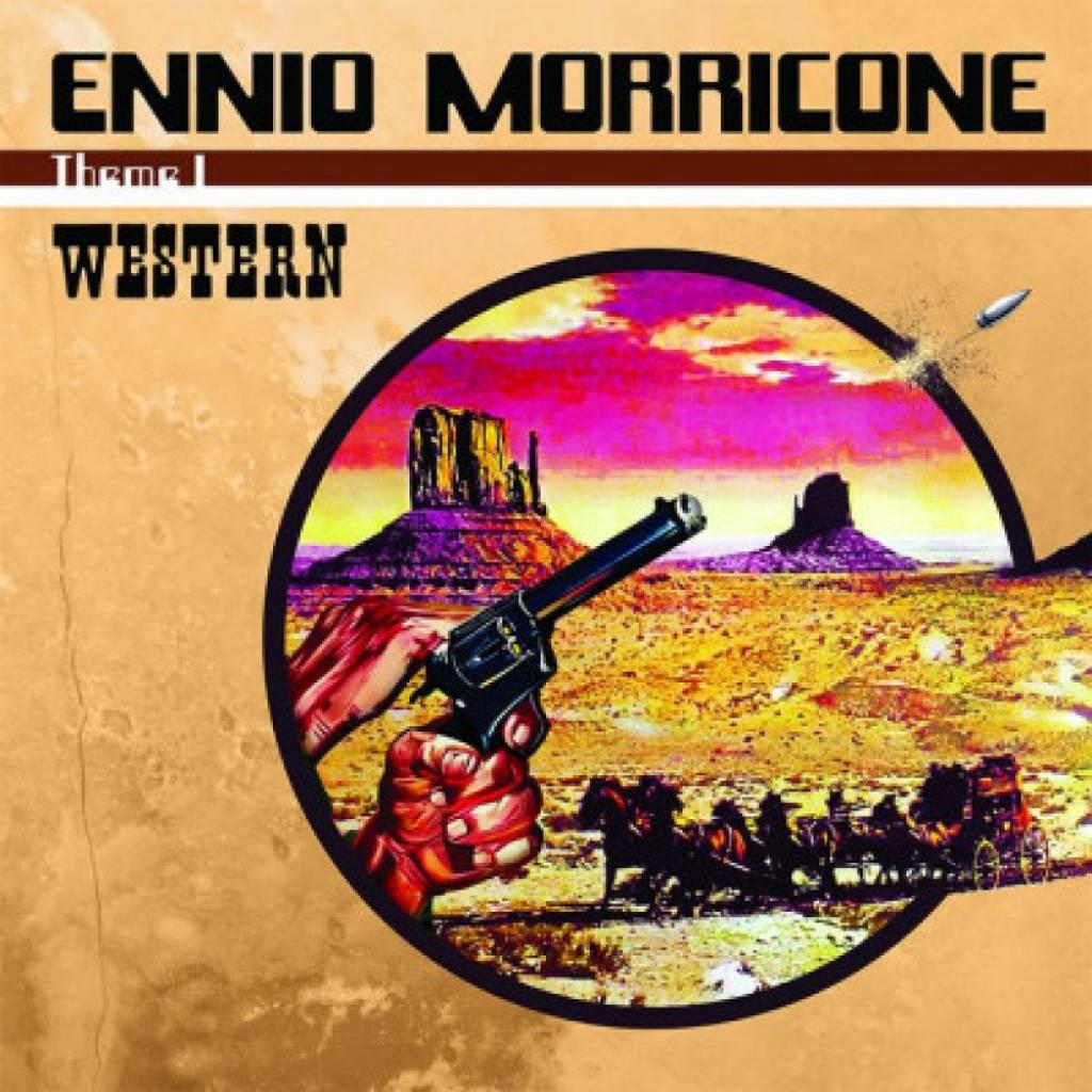 Vinyl Ennio Morricone - Theme 1: Western, Music on Vinyl, 2020, 2LP, 180g, 4 stranová brožúrka