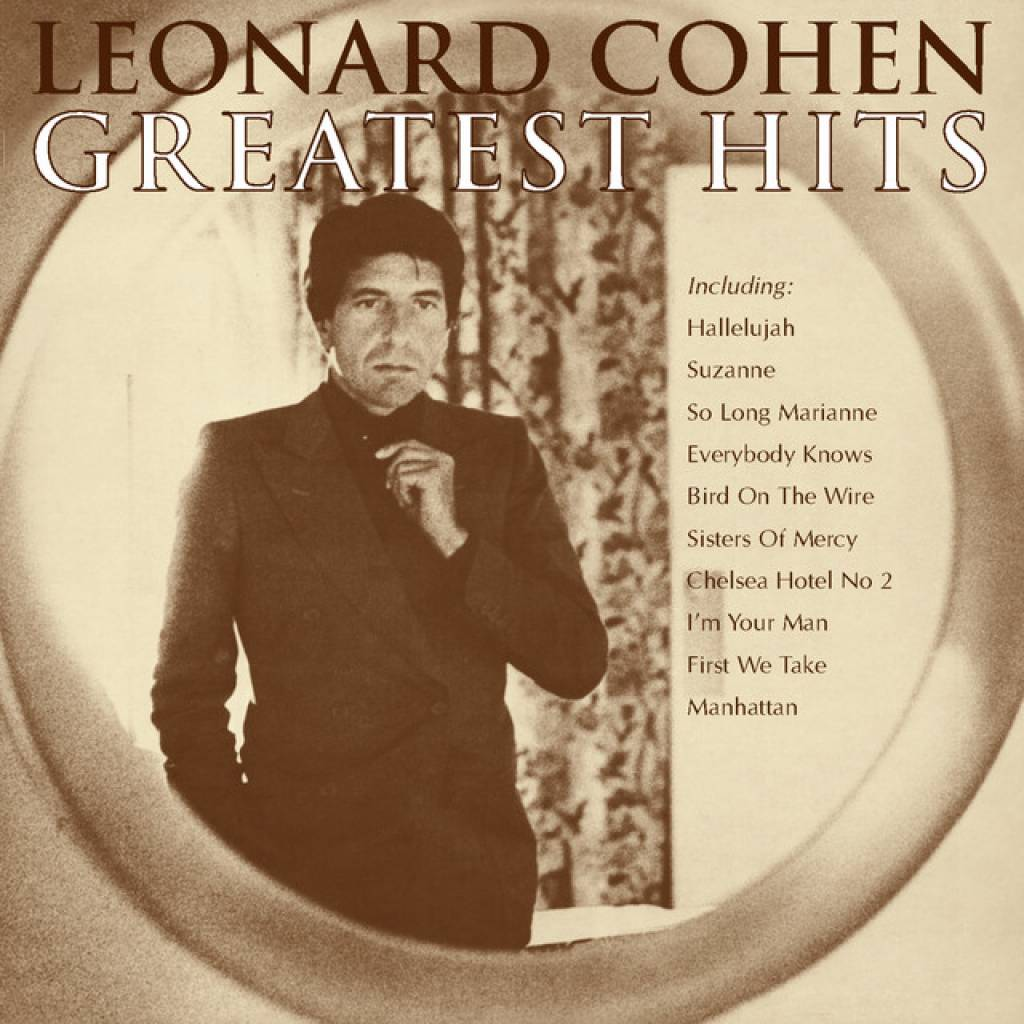 Vinyl Leonard Cohen - Greatest Hits, Columbia, 2018