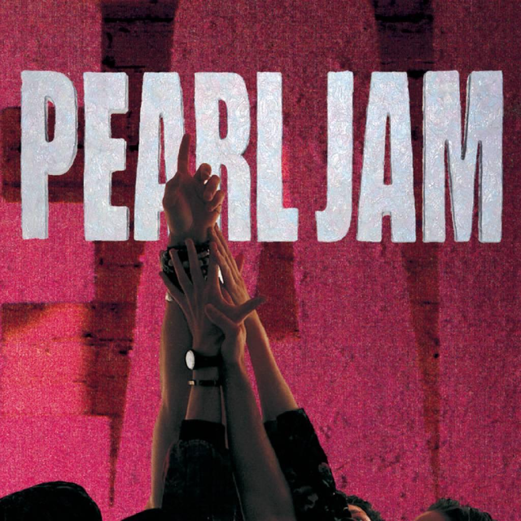 Vinyl Pearl Jam - Ten, Epic, 2017