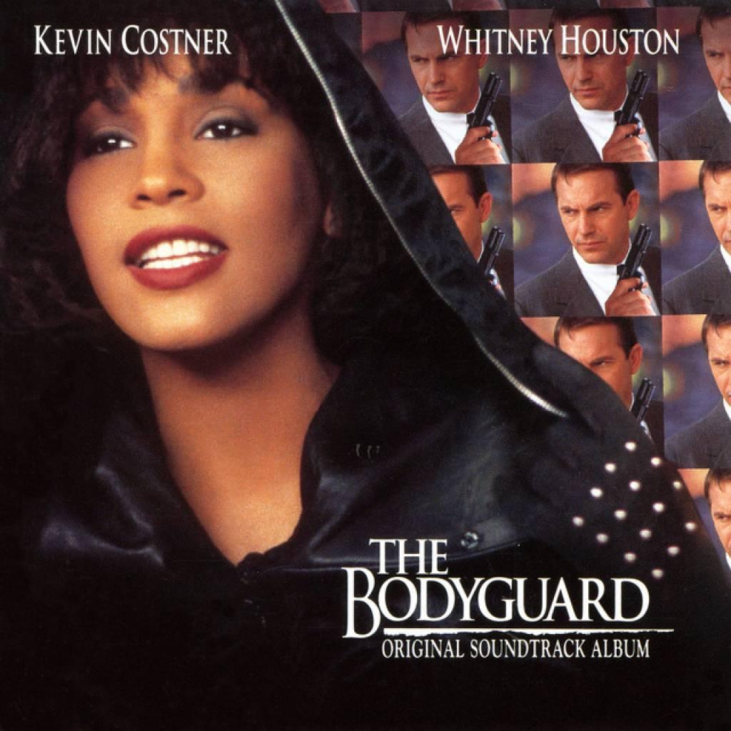 CD Whitney Houston - Bodyguard soundtrack, Arista, 2006