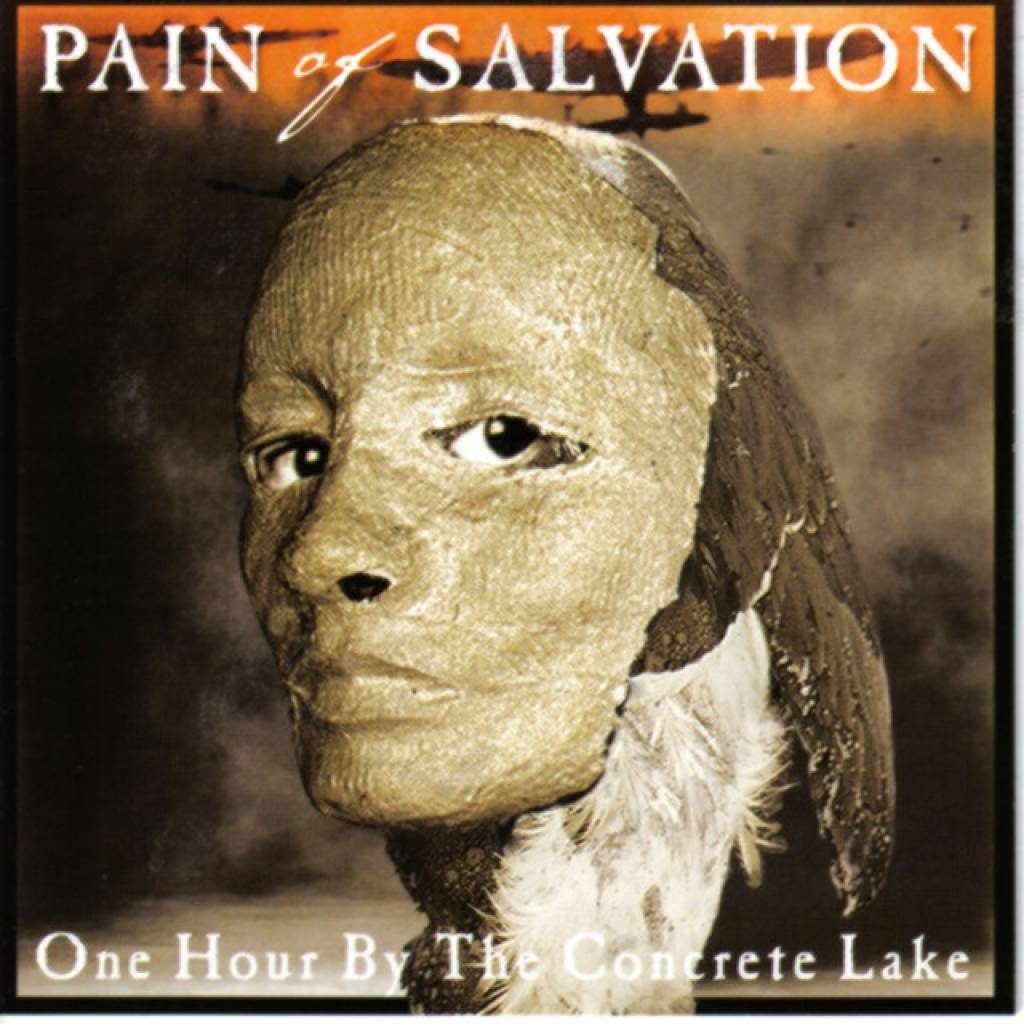 Vinyl/CD Pain of Salvation - One Hour by the Concrete Lake, Inside Out, 2017, 2LP + CD, HQ