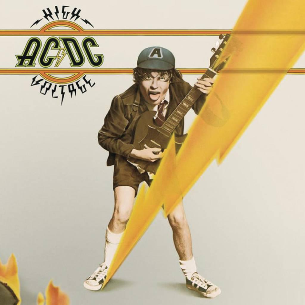 Vinyl AC/DC - High Voltage, Epic, 2009, 180g, HQ, Limitovaná edícia