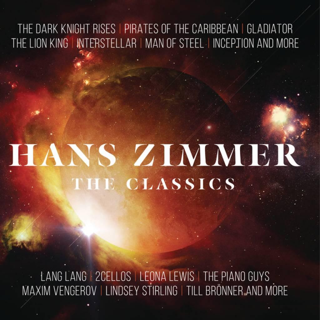 Vinyl Hans Zimmer - Classics, Sony Classical, 2017, 2LP