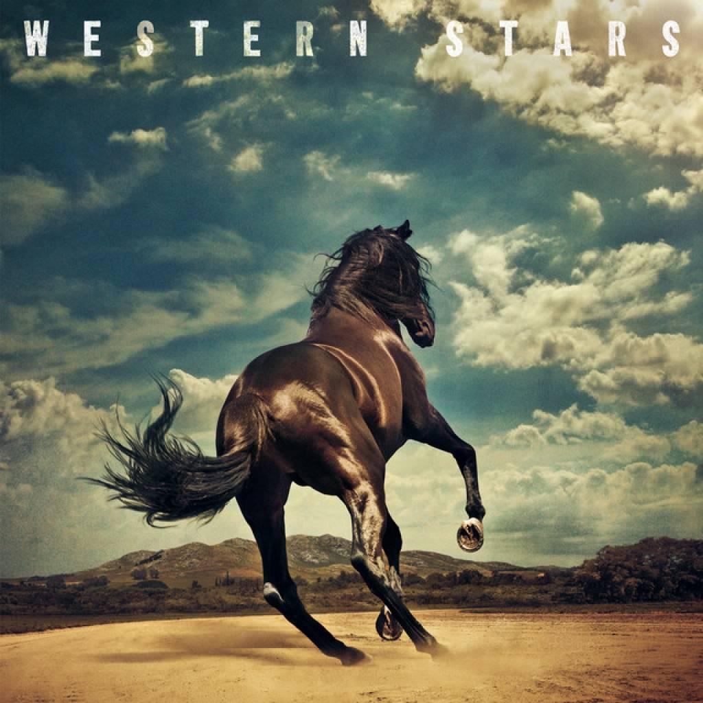Vinyl Bruce Springsteen - Western Stars, Columbia, 2019, 2LP