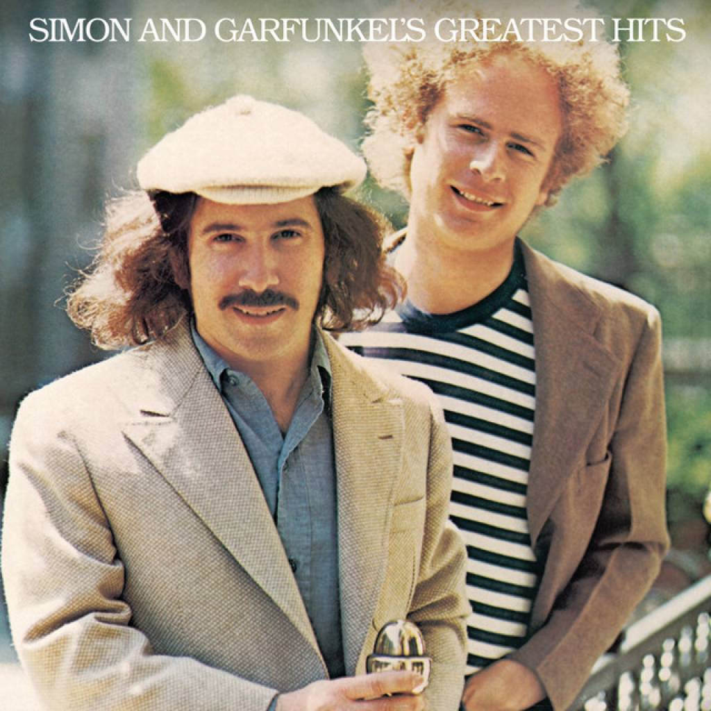 Vinyl Simon & Garfunkel - Greatest Hits, Columbia, 2018