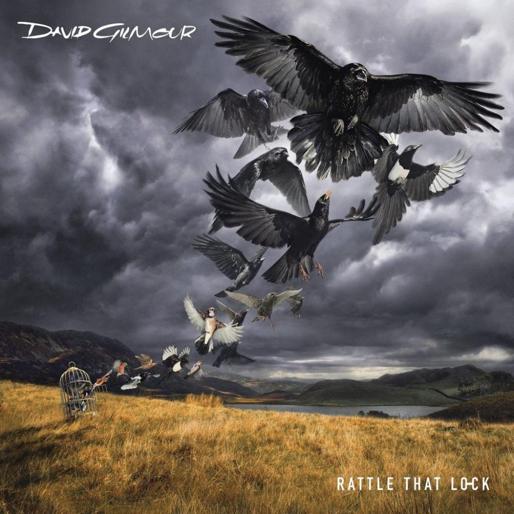 Vinyl David Gilmour - Rattle That Lock