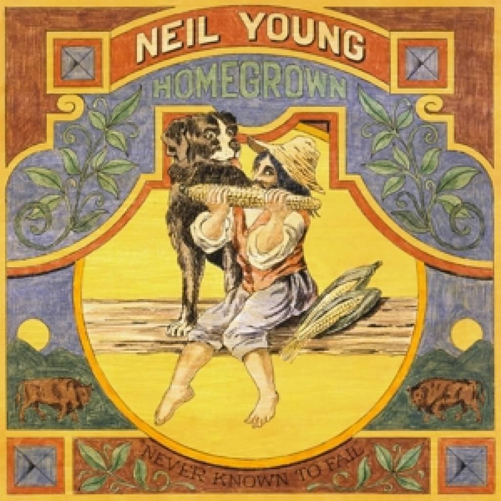 Vinyl Neil Young - Homegrown, Reprise, 2020
