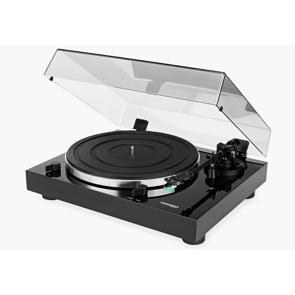 Gramofón Thorens TD 202 Čierna lesklá