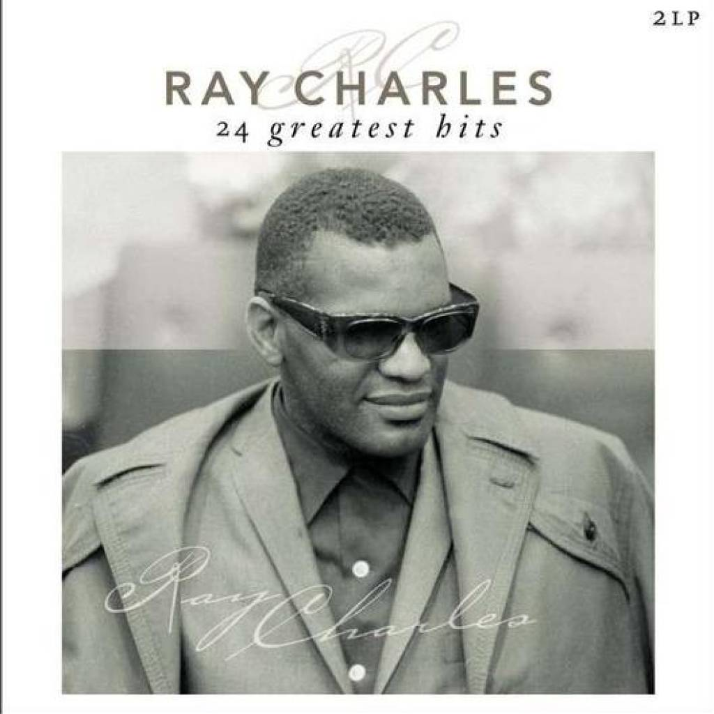 Vinyl Ray Charles - 24 Greatest Hits, Vinyl Passion, 2013, 2LP, 180g