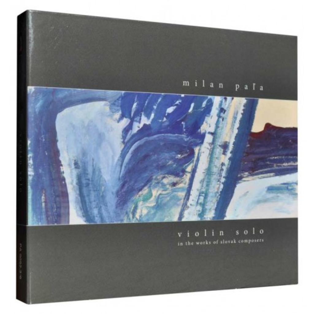 CD/DVD Audio 5 kanál Milan Pala – Violin Solo 3, 2CD
