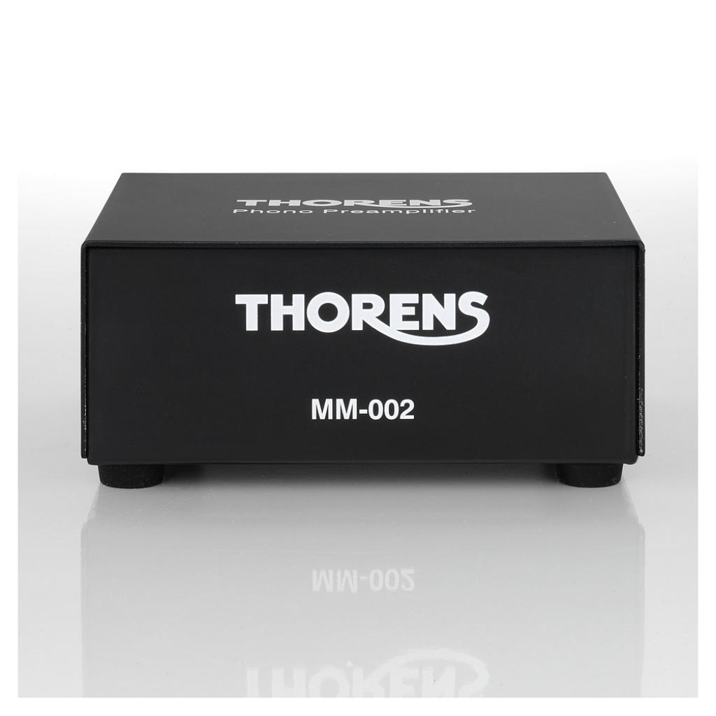 Phono Predzosilňovač Thorens MM-002 (MM) Čierna