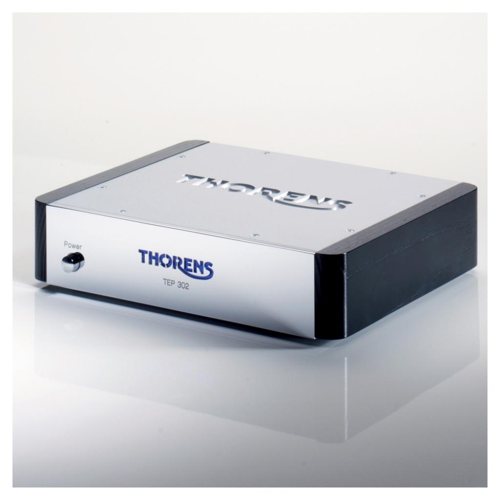Phono Predzosilňovač Thorens TEP 302 Javorová