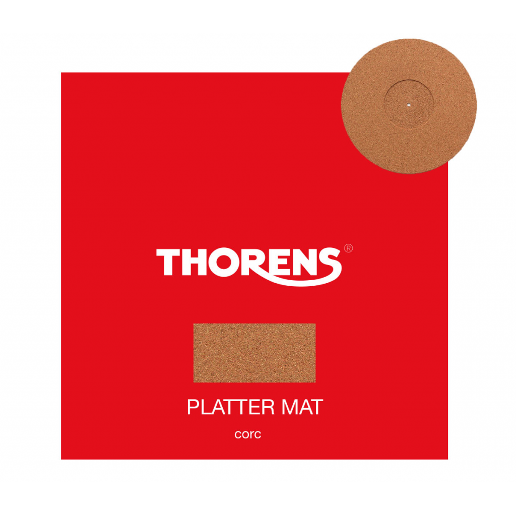 Podložka Thorens DM208 Cork non static