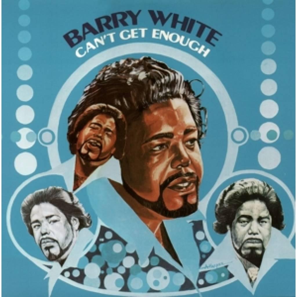 Vinyl Berry White - Can't Get Enough, 20th Century, 2018, 180g, USA vydanie