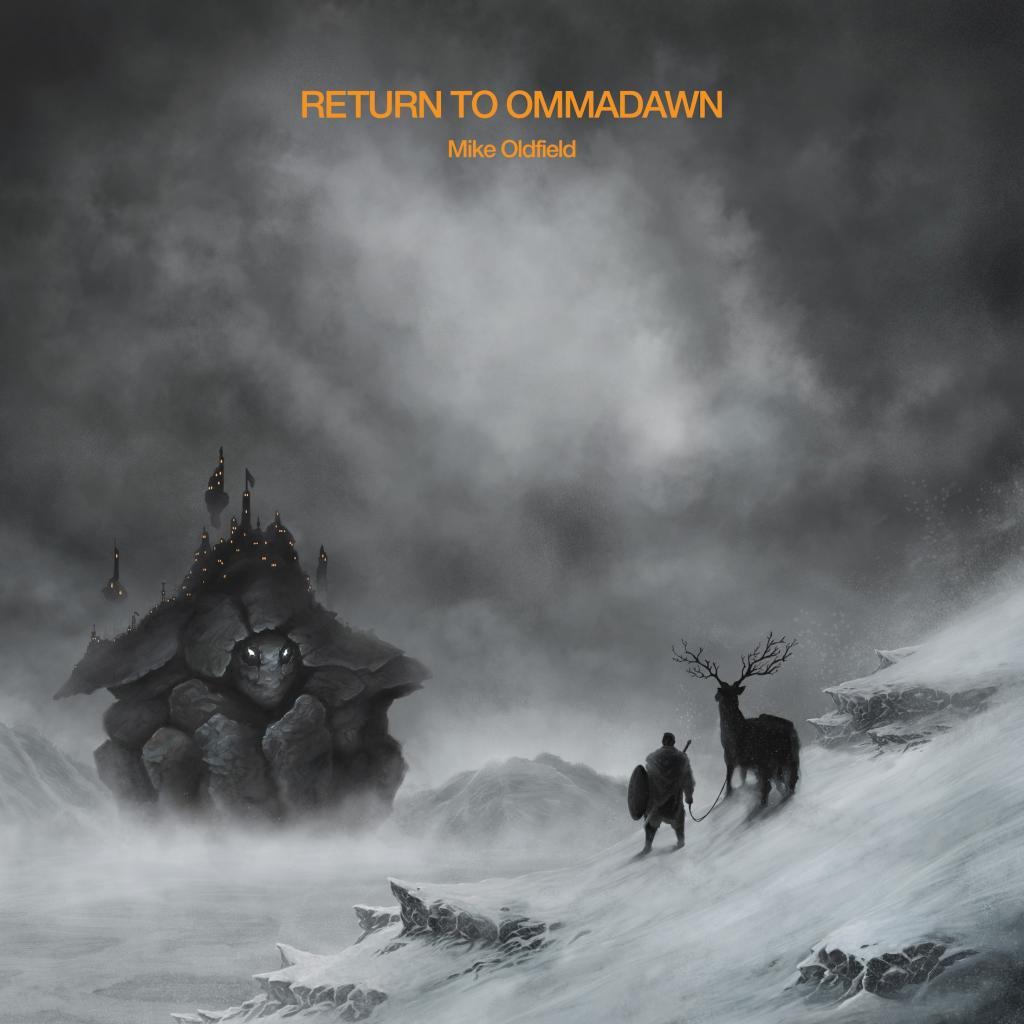 Vinyl Mike Oldfield - Return To Ommadawn