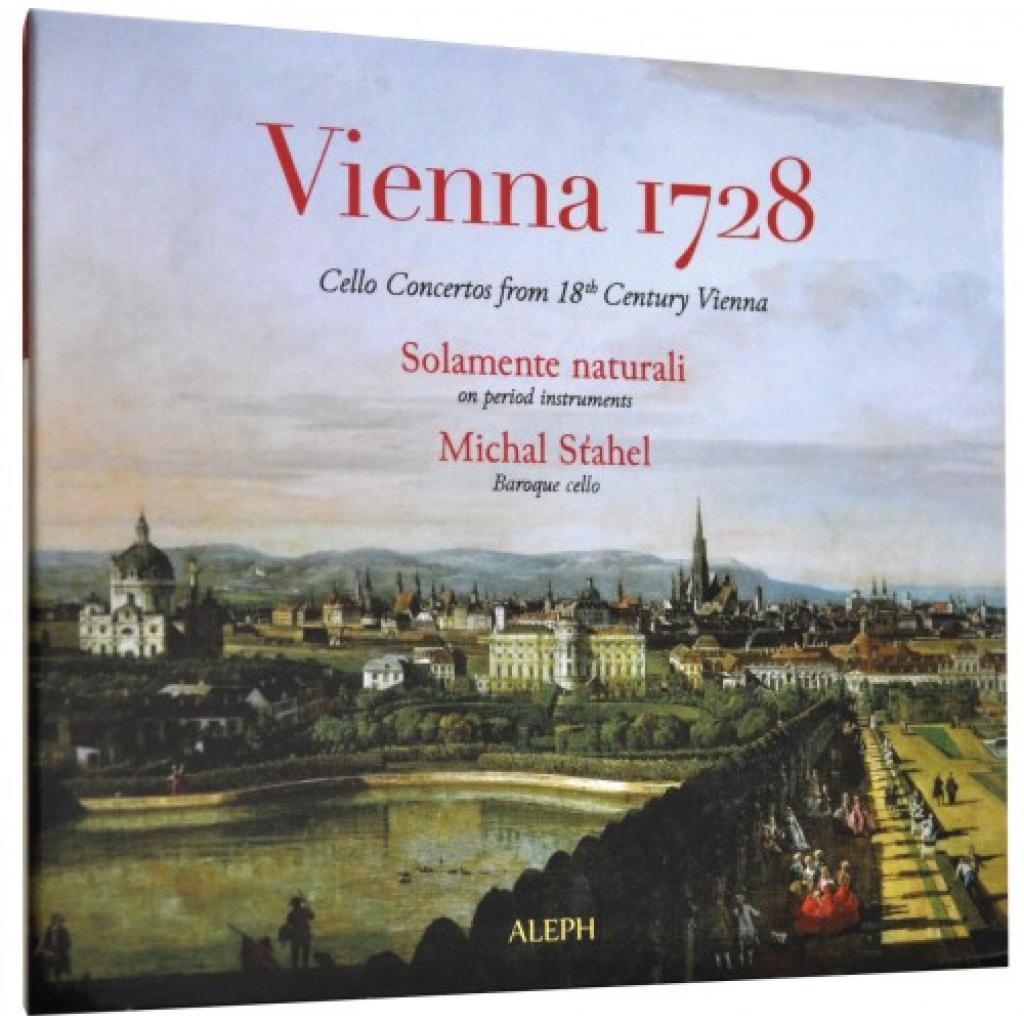 CD/FLAC 5 kanál Vienna 1728